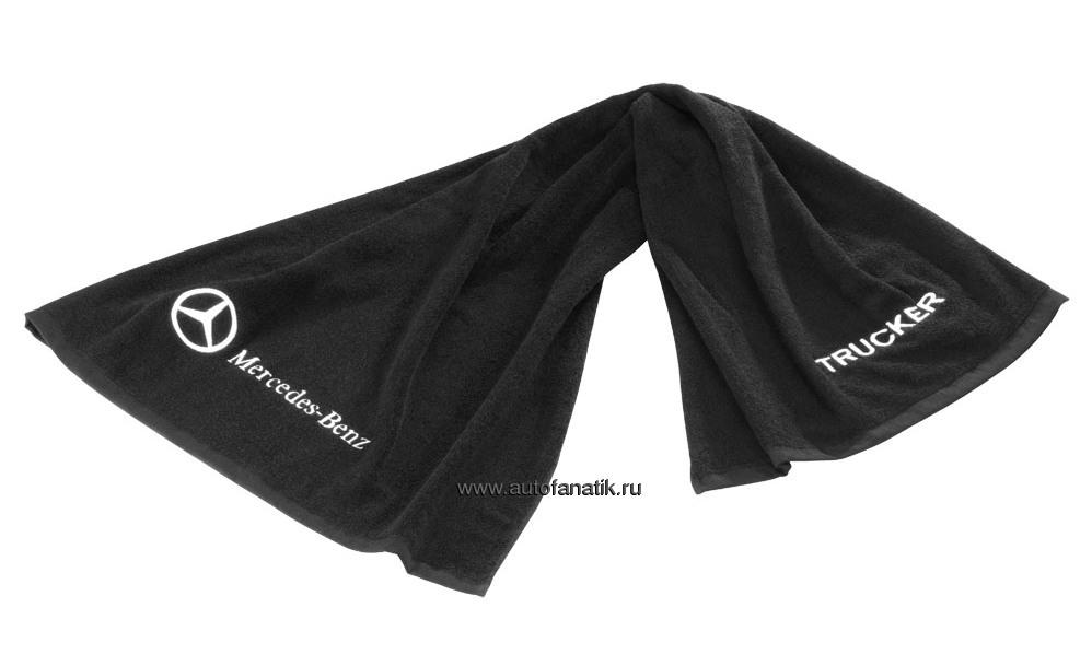 Купить полотенце с знаком мерседес