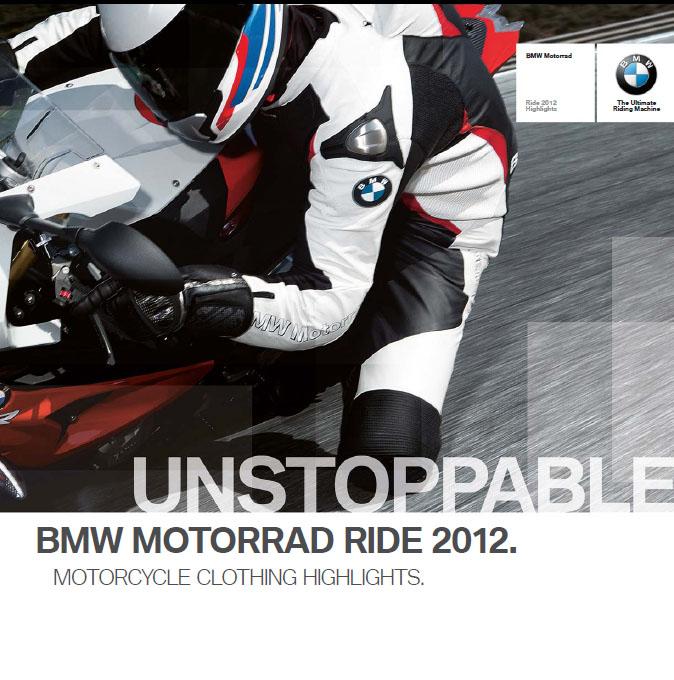 BMW Motorrad Ride 2012 ENG