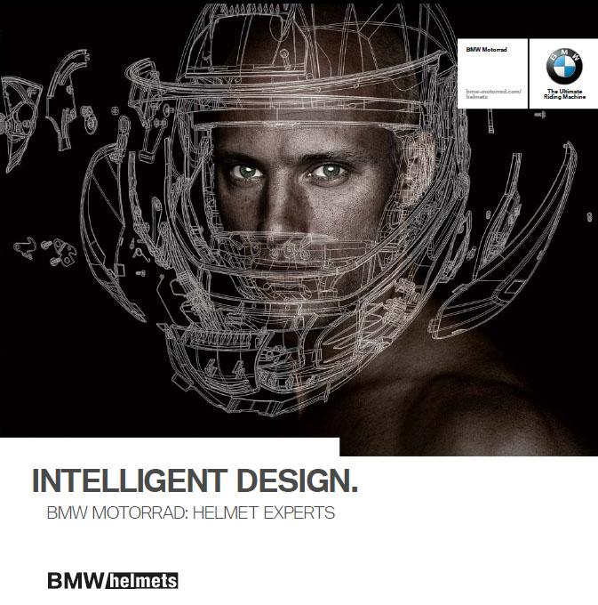 BMW Motorrad Helmets 2012 ENG