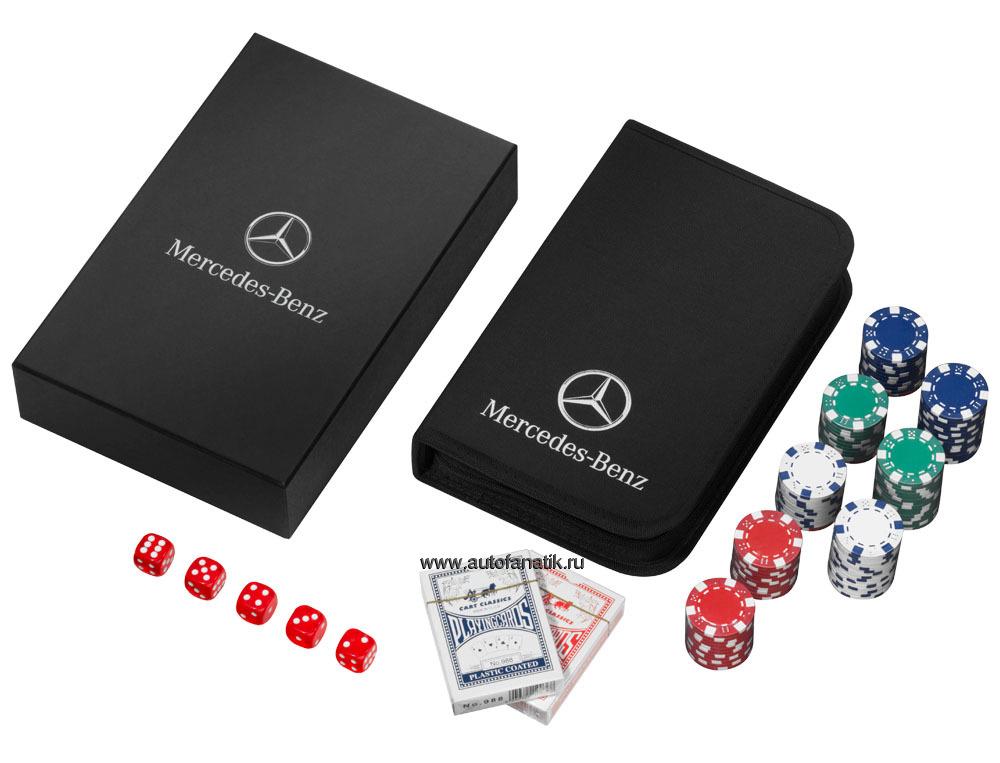 Набор для покера Mercedes-Benz