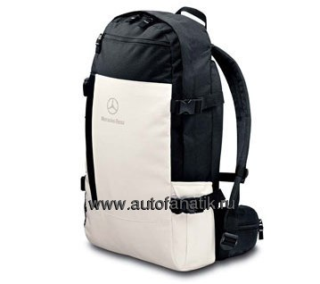 Mercedes benz backpack b66951562 b66951562 5650 for Mercedes benz backpack