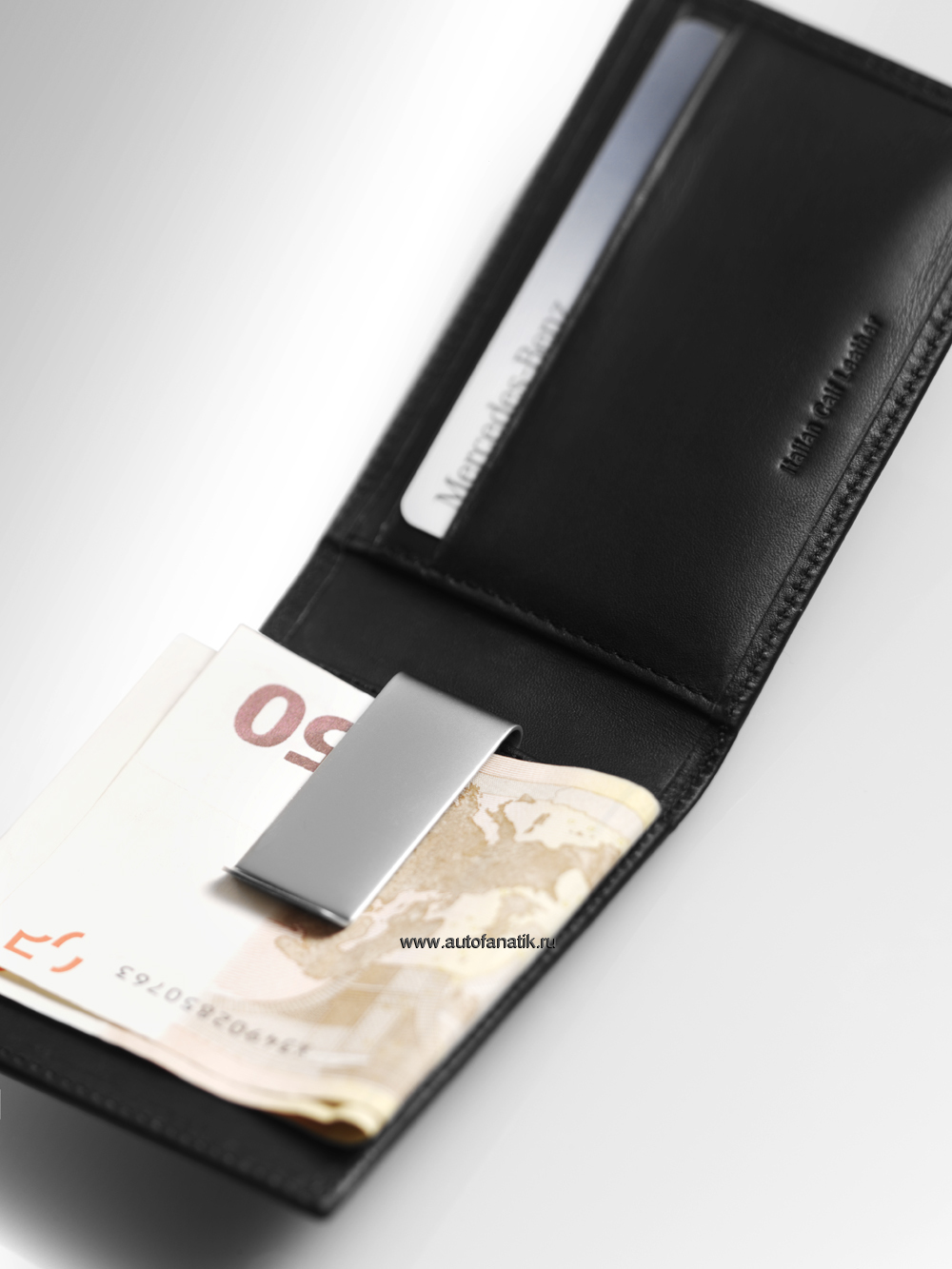 Mercedes benz business credit card wallet for Mercedes benz business card