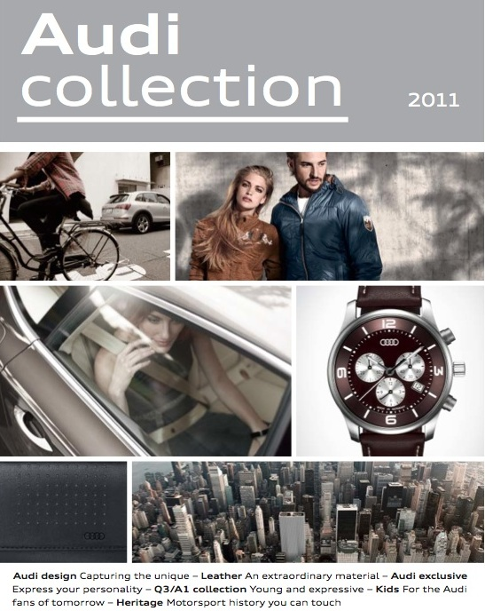 Audi Collection 2011-2012 ENG