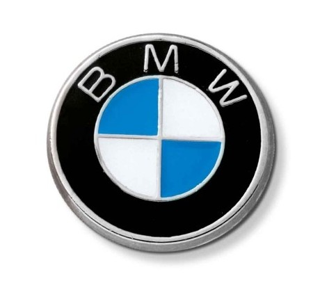 Значок BMW M Logo Badges, 80232152291 — 320 рублей.