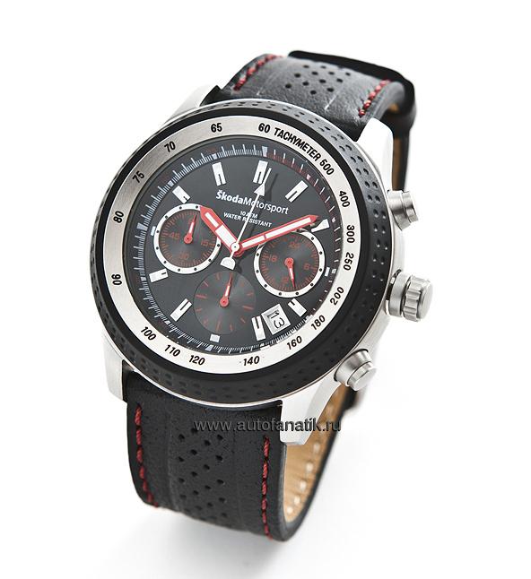 f2bb4ed9e3651 Наручные часы Skoda Motorsport sports watch