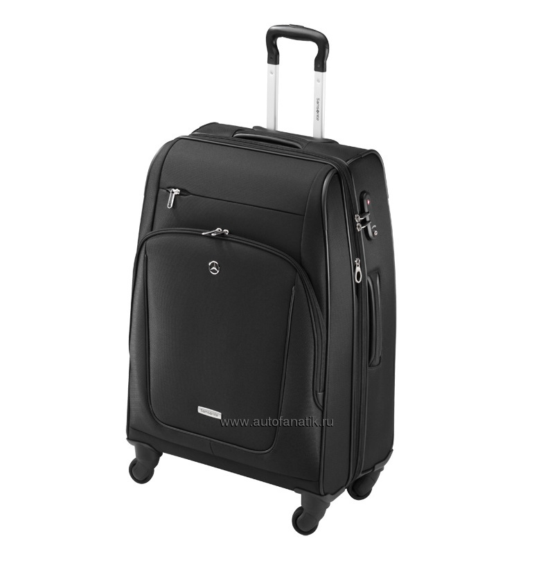 Mercedes benz suitcase spinner 66 2012 b66951394 for Mercedes benz suitcase