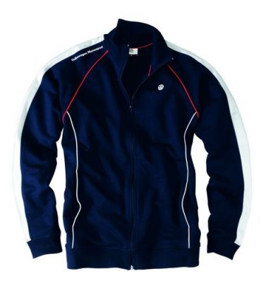 Мужская толстовка Volkswagen Men's Sweater Motorsport, White Blue