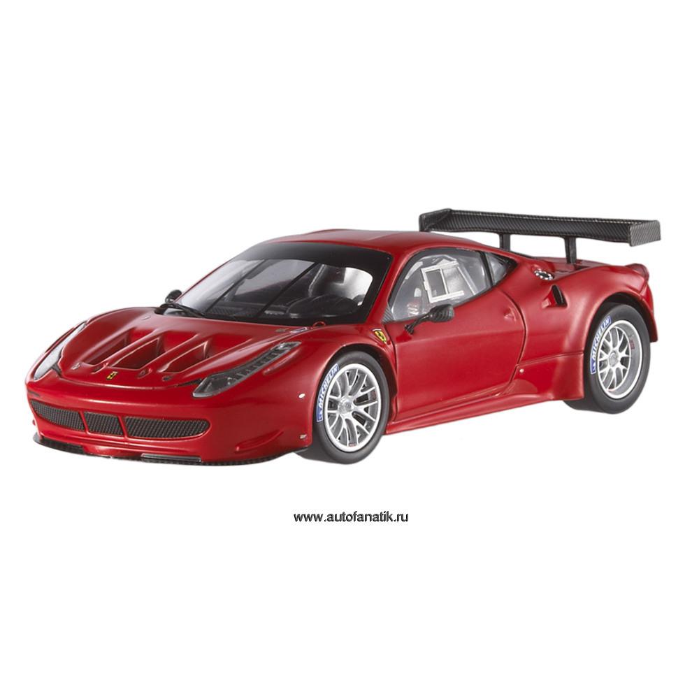 Ferrari 458 Italia GT2 Scale 1:43, 280010779 — 2100 рублей.