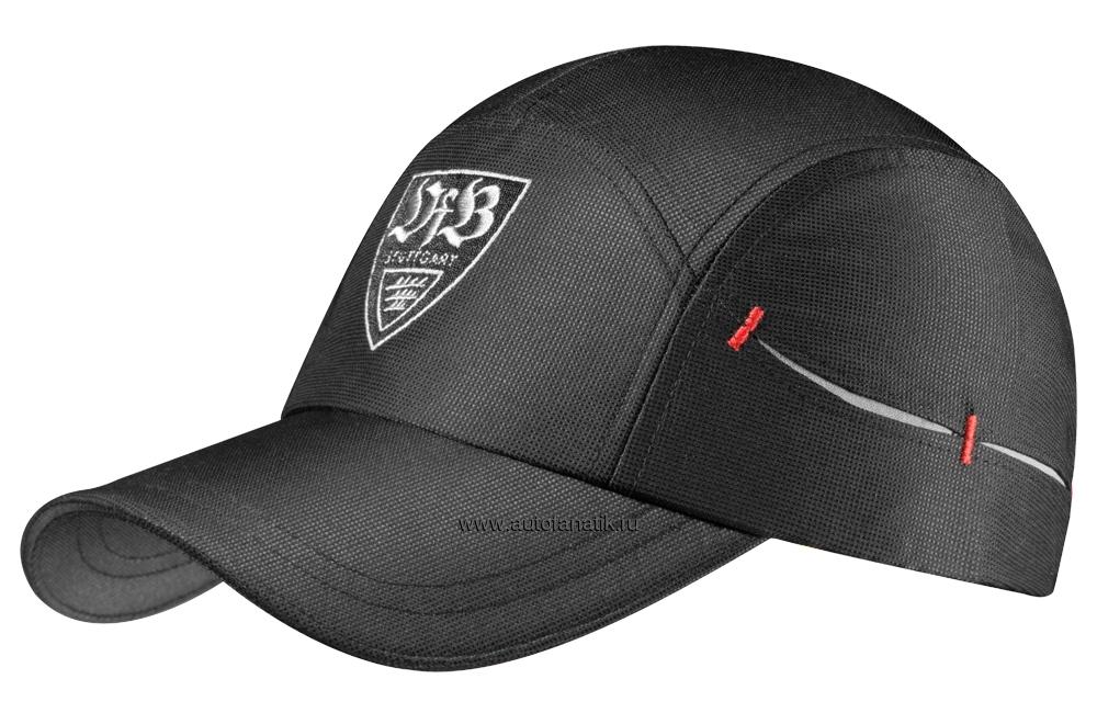 Mercedes benz baseball cap vfb black b66957855 for Mercedes benz baseball caps