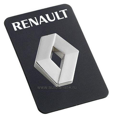 Металлический значок Renault Sma…