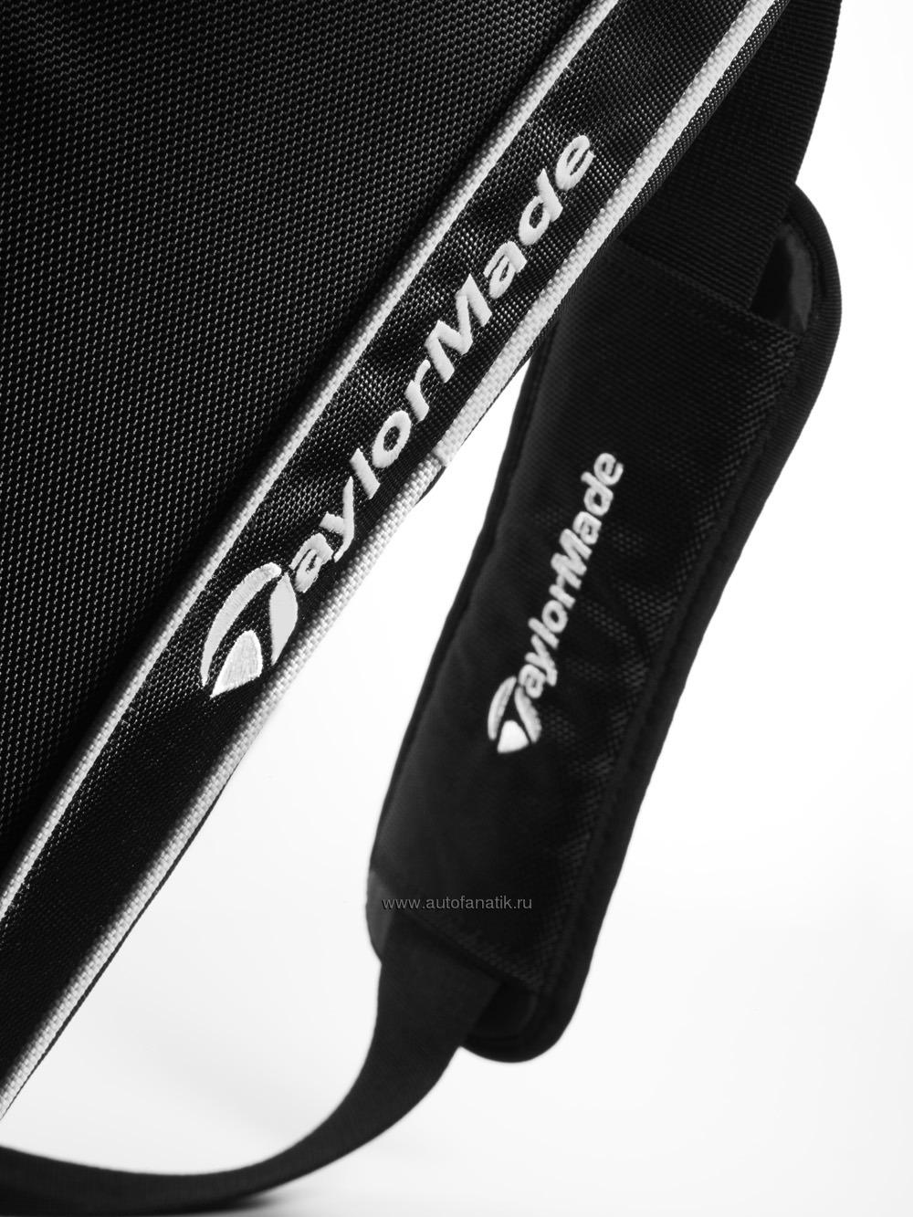 Mercedes benz golf sports bag for Mercedes benz golf bag