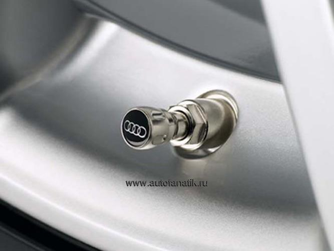 Колпачки на нипель Audi 4l0071215a 2270 руб