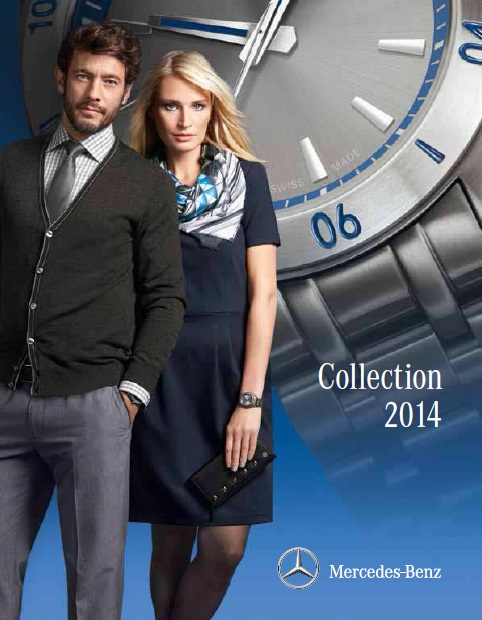 Каталог Mercedes-Benz Collection 2014