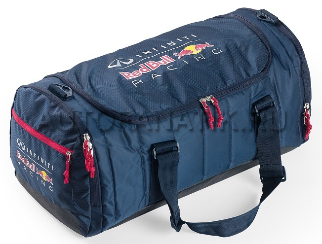 сумка Infiniti : Infiniti red bull logo sports bag m