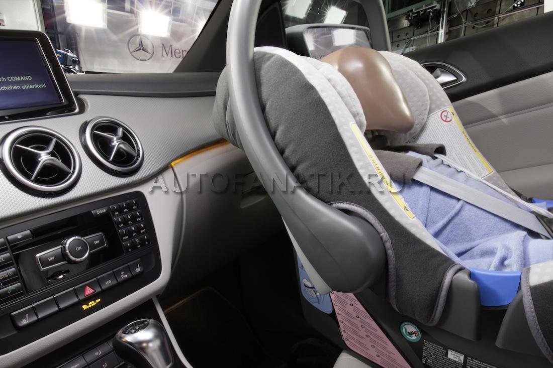 mercedes benz baby safe. Black Bedroom Furniture Sets. Home Design Ideas