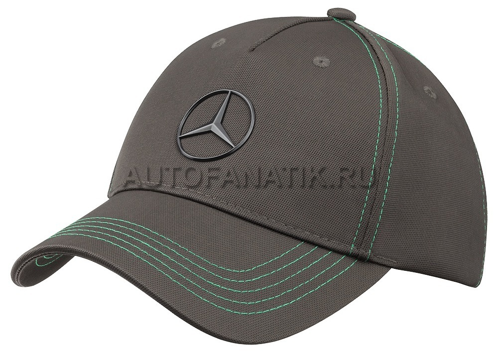 mercedes benz baseball cap classic anthracite