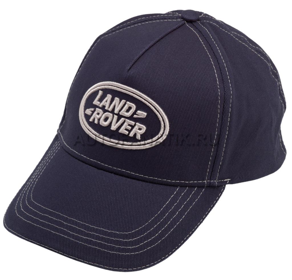 Land Rover Bush Hat Navy: Бейсболка Land Rover, LRLOGOCAPN