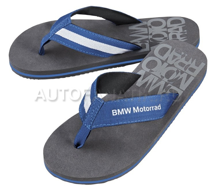 bmw motorrad logo beach shoes 76618547626. Black Bedroom Furniture Sets. Home Design Ideas