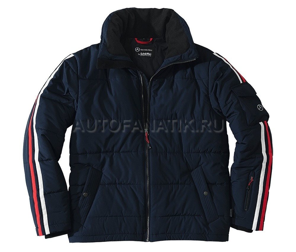 куртка мерседес