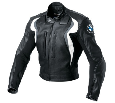 Мужская мотокуртка BMW Motorrad Start Jacket, Black/Gray