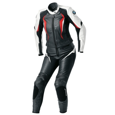 Женская мотокуртка BMW Motorrad Start Jacket, Black/Red
