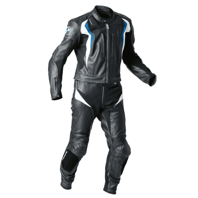 Мужская мотокуртка BMW Motorrad Start Jacket, Black/Blue
