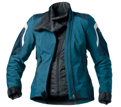 Женская мотокуртка BMW Motorrad TourShell Jacket, Deep Sea