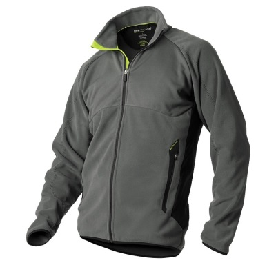 Мужская мотокуртка BMW Motorrad Ride Fleece Jacket Dark Gray