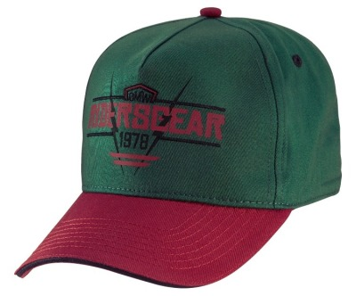 Бейсболка BMW Motorrad Roadster cap, Green-Red