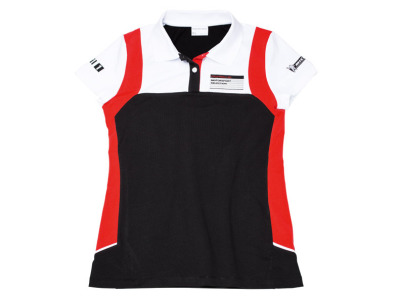 Женское поло Porsche Women's polo shirt – Motorsport Collection