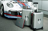 Чемодан Porsche PTS Trolley, Size M, Martini Racing, Grey, артикул WAP0354010FYYX