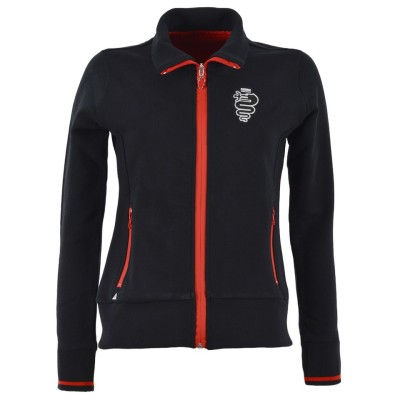 Женская толстовка Alfa Romeo Women's Black Sweatshirt
