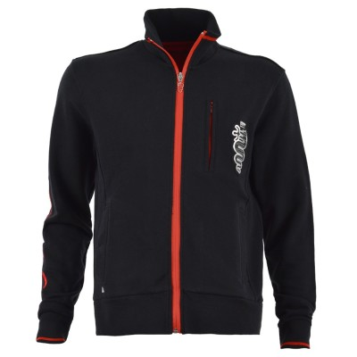 Мужская толстовка Alfa Romeo Men's Black Sweatshirt
