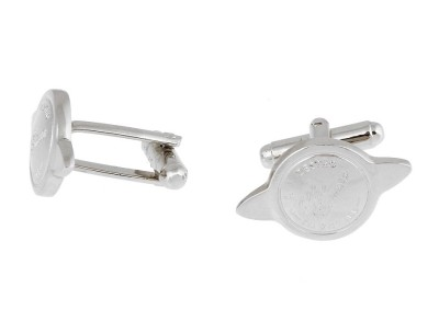 Запонки Alfa Romeo Pair Of A.R. Vintage Cufflinks