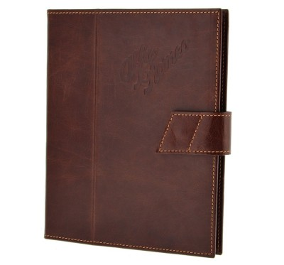 Кожаный чехол для iPad Alfa Romeo Vintage iPad Holder In Genuine Distressed Leather