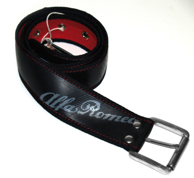 Ремень Alfa Romeo Belt, Black