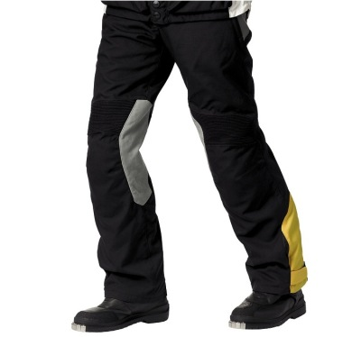 Мужские мотоштаны BMW Motorrad GS Dry Pants, Anthracite/White/Yellow