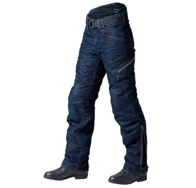 Мотоштаны BMW Motorrad City 2 Denim Pants, Unisex, Indigo