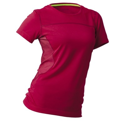 Женская футболка BMW Motorrad T-Shirt Ride for Women, Coral