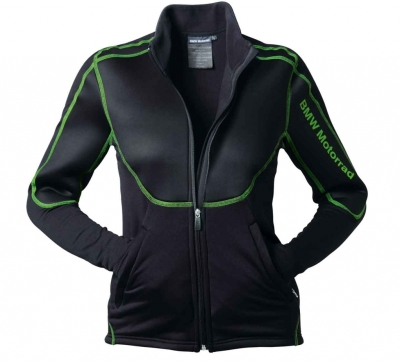 Термокуртка BMW Motorrad PCM Functional Underjacket 2 Unisex Black/Green