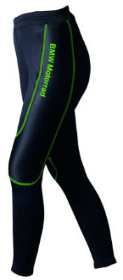 Термоштаны BMW Motorrad PCM Functional Underpants 2 Unisex Black/Green