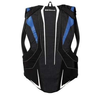 Защита спины BMW Mottorad Back protector, Black/White/Blue