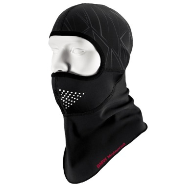 Балаклава BMW Motorrad Windbreaker Ride Balaclava, Black