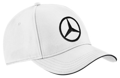 Бейсболка унисекс Mercedes-Benz F1 Unisex cap, Team 2015, White