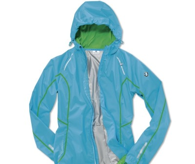Женская ветровка BMW Athletics Sports Wind Jacket, ladies, Ocean Blue