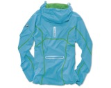 Женская ветровка BMW Athletics Sports Wind Jacket, ladies, Ocean Blue, артикул 80142361102