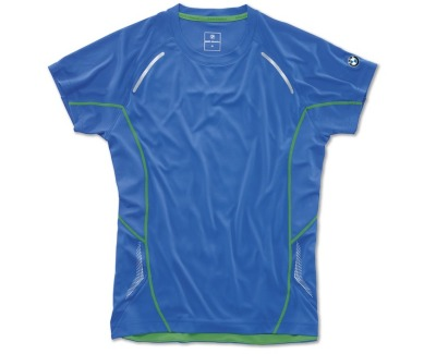 Мужская футболка BMW Athletics Sports T-Shirt, men, Blue