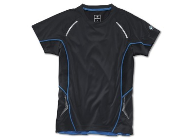 Мужская футболка BMW Athletics Sports T-Shirt, men, Black
