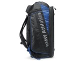 Спортивная сумка BMW Athletics Performance Sports Bag, Black/Royal Blue, артикул 80222361132