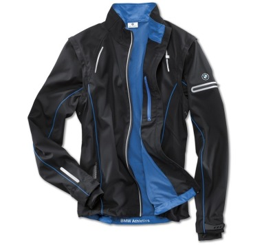 Мужская куртка BMW Athletics Performance Functional Jacket, men, Royal Blue